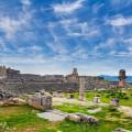 世界遺産!古代リュキア最大の町Xantos(クサントス)とLetoon(レトーン)