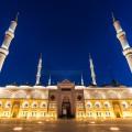 世界最大のモスク!Büyük Çamlıca Camii(チャムルジャジャーミィ)