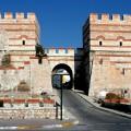 鉄壁だったコンスタンティノープルの壁☆Theodosius surları(テオドシウスの城壁)